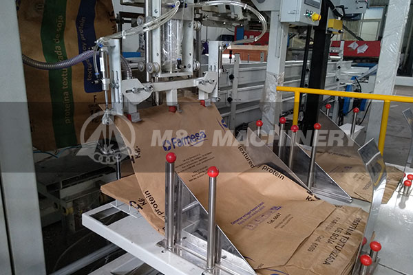 automatic bag supplier
