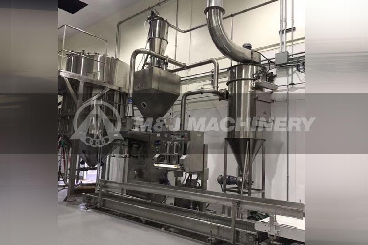 25kg sugar packing machine