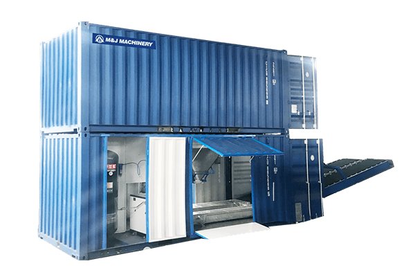 Containerized packing machine(LCS-P)
